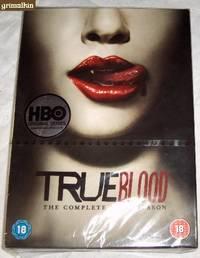 True Blood The Complete First Season (DVD Set, Region 2, Europe, Based upon Dead Until Dark)