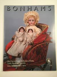 The Clarrie Cripps collection of Dolls, Teddy Bears and Juvenilia
