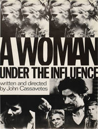 image of A Woman Under the Influence (Original poster, group variant)