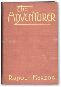 The Adventurer by  trans  Rudolf; J.W. van Eyndhoven - First American Edition - [1912] - from Lorne Bair Rare Books and Biblio.com