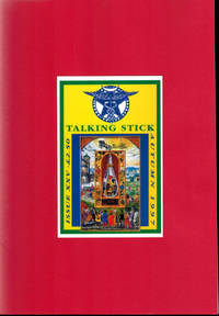 image of TALKING STICK. Issue XXV, Autumn 1997.