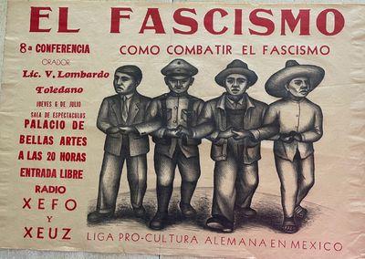 EL FASCISMO. 8a CONFERENCIA COMO...
