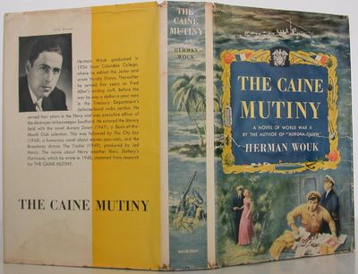 Doubleday, 1951. 1st Edition. Hardcover. Very Good/Very Good. Very good first edition in a very good...