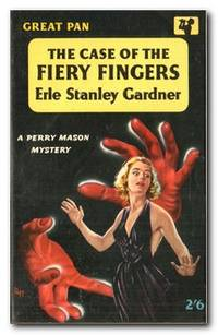 image of The Case Of The Fiery Fingers