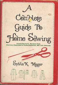 image of A Complete Guide to Home Sewing