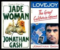 JADE WOMAN - with - THE GREAT CALIFORNIA GAME - Lovejoy Narratives