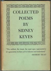 image of The Collected Poems Of Sidney Keyes (Signed by John Ciardi))