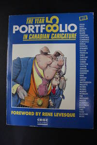The Year Portfolio in Canadian Caricature 1985