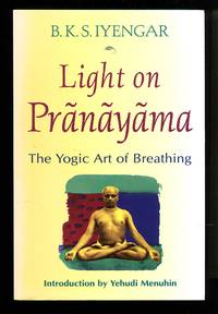 image of The Light On Pranayama: The Yogic Art of Breathing