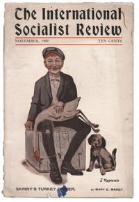 """Skinny's Turkey Dinner"" [in] The International Socialist Review, Vol. X, No. 5 (November, 1909)"