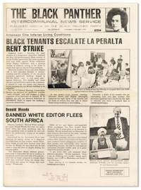 The Black Panther: Intercommunal News Service - Vol.XVII, No.29 (January 7, 1978) by [AFRICAN AMERICANS] [BLACK PANTHER PARTY] NEWTON, Huey P. (contributor) - 1978