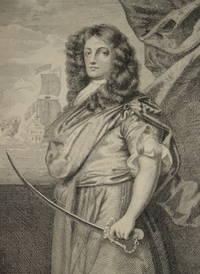 Sr Tretswell Holles - portrait print - Sir Frescheville Holles
