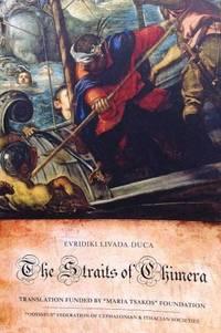 image of The Straits of Chimera - The life of the Greek navigator Juan de Fuca