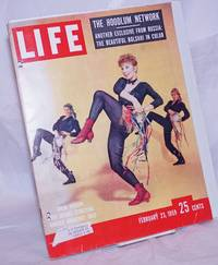 image of Life magazine: vol. 46, #8, February 23, 1959: Gwen Verdon: her joyous strutting knocks Broadway cold