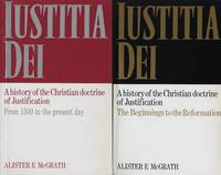 Iustitia Dei: A History of the Christian Doctrine of Justification [2-Volume Set] by MCGRATH, ALISTER E - 1993