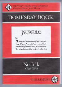 Domesday Book. Volume 33: Norfolk (Part Two)