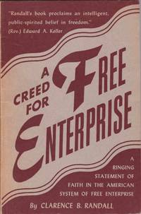 A Creed for Free Enterprise