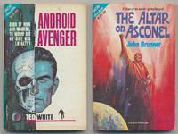 Android Avenger and The Altar on Asconel