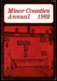 image of Minor Counties Annual 1982