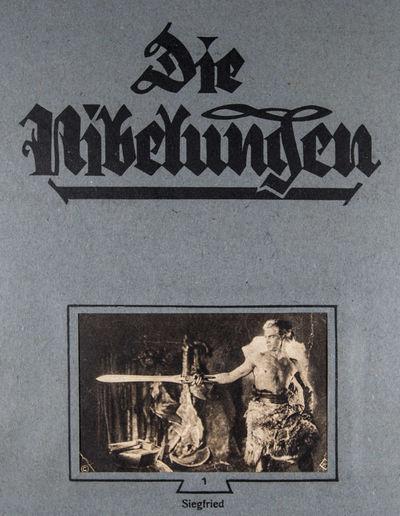 Die Nibelungen. A Collection of...