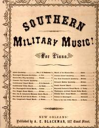 Washington Artillery polka march; arranged by A. E. Blackmar