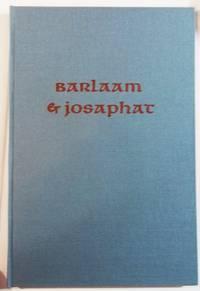 Barlaam and Josephat