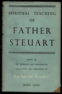 image of Spiritual Teaching of Father Steuart