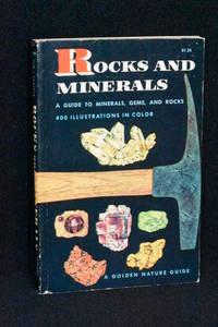 image of Rocks and Minerals; A Guide to Minerals, Gems, and Rocks