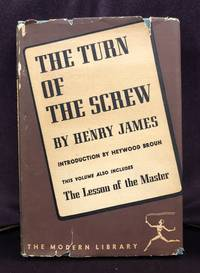The turn of the screw: The lesson of the master (The modern library of the world