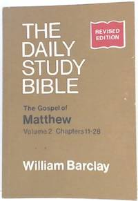 image of Chapters 11-28 (v.2) (Daily Study Bible)