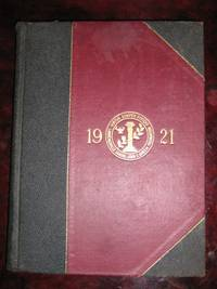 Olla Podrida, 1921 Yearbook for Lawrenceville School