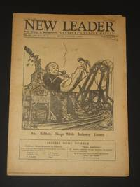 The New Leader Incorporating 'The Labour Leader': December 2nd 1927