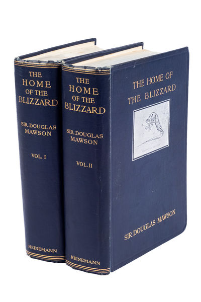 The Home of the Blizzard. Being the...