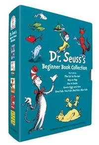 Dr. Seuss's Beginner Book Collection (Cat in the Hat, One Fish Two Fish, Green Eggs and Ham,...