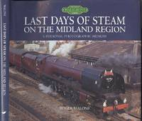 image of Last Days of Steam on the Midland Region