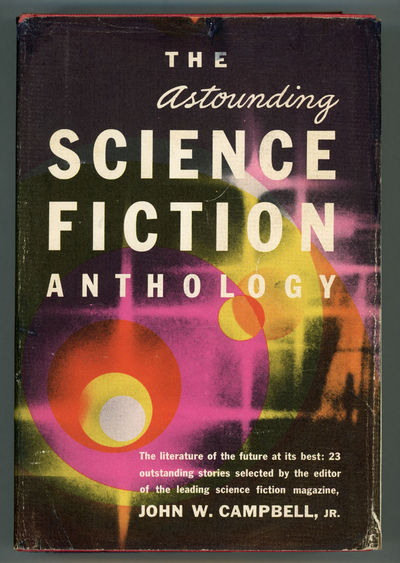 New York: Simon and Schuster, 1952. Octavo, cloth. First edition. Classic 583-page anthology collect...