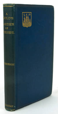 A Child's Garden of Verses by  Robert Louis Stevenson - Hardcover - Third Edition - 1888 - from James Cummins Bookseller and Biblio.com