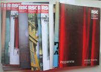 image of 18 Royal Shakespeare Company programmes between 1999 and 2007. Includes  Macbeth, Julius Caesar, A midsummer night's dream, As you like it, Titus  Andronicus, Richard II, Romeo & Juliet, Hamlet, King Lear, King John, The  Tempest & The Canterbury tales