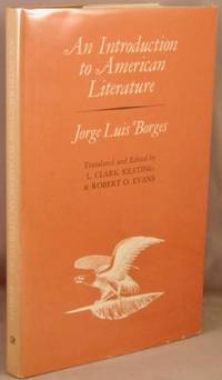 An Introduction to American Literature.