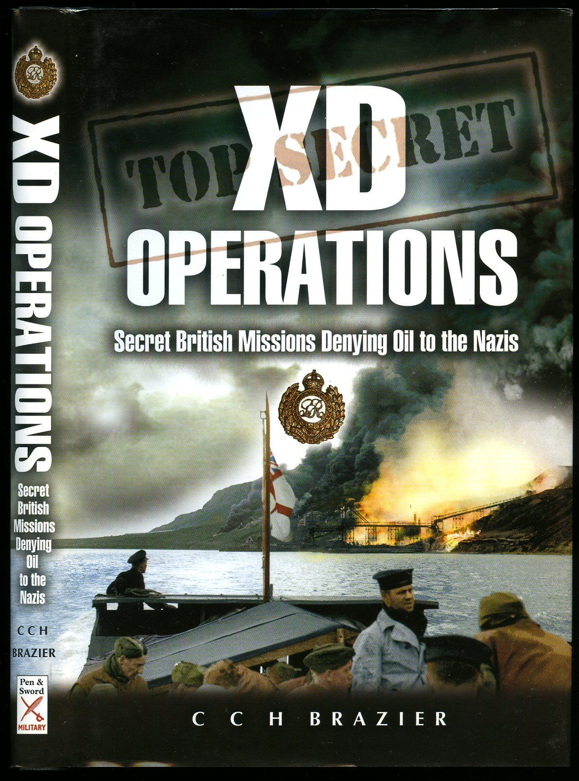 9781844151363 - XD OPERATIONS Secret British Missions