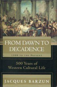 image of From dawn to decadence.