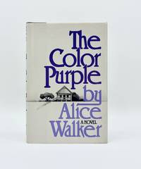 THE COLOR PURPLE by  Alice Walker - First edition - 1982 - from Type Punch Matrix (SKU: 1062)