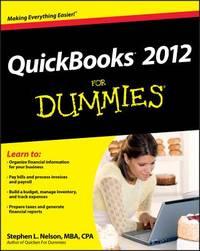 QuickBooks 2012 for Dummies