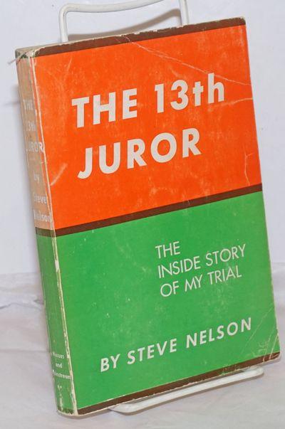 New York: Masses & Mainstream, 1955. Paperback. 252p., shelf worn wraps faded on spine, minor creasi...