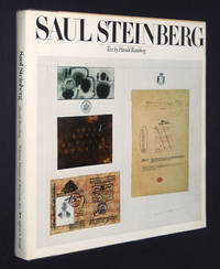 Saul Steinberg by  Saul; Harold Rosenberg Steinberg - First Edition - 1978 - from A&D Books and Biblio.co.uk