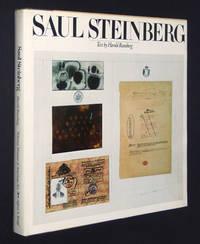Saul Steinberg by Steinberg, Saul; Harold Rosenberg - 1978