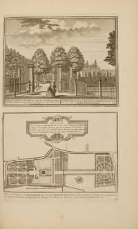 Het Zegenpralend Kennermerland Vertoont in Veele Heerelyke Gezichten Van Deszelfs  Voornamemste Lustplaetzen, Adelyke Huizen, Dorp-En-stede-gebouwen...