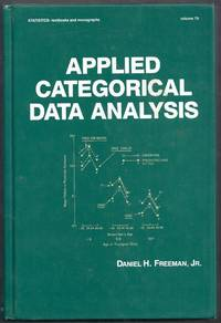 Applied Categorical Data Analysis.  Statistics:  Textbooks and Monographs Volume 79