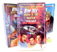 Three Star Trek Novels: #36 How Much for Just the Planet?; #52 Home Is the Hunter; #53 Ghost-Walker