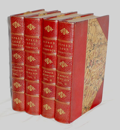 New York: The Macmillan Co, 1898. Octavo. In four volumes, 246, 270, 260 and 291pp., portrait fronti...